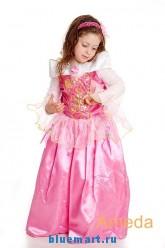 Карнавальное детское платье