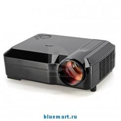 E-Jiale EPW5801A - портативный проектор для домашнего кинотеатра, 3200 Лм, 5.8'' ЖК-дисплей, HDMI