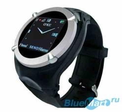 MQ998 - телефон-часы, сенсорный экран 1,5