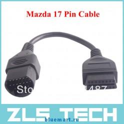 17-контактный соединительный кабель Mazda