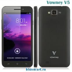 Vowney V5 - смартфон, Android 4.2, mt6589 Quad Core 1.2GHz, 5.0