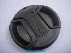 Крышка 62mm для объективов Canon/Nikon
