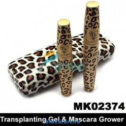 Водостойкая тушь для ресниц Love Alpha MK02374