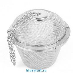 Инфузер для чая или специй, 8.5 см, нержавеющая сталь