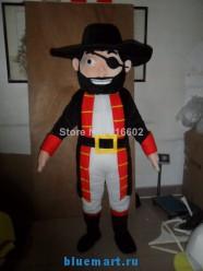 Ростовая кукла пират