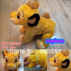 Мягкая плюшевая игрушка Симба, Король лев