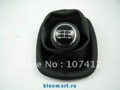 Ручка переключения передач для VW Passat B5, черный