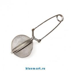Чайный инфузер в виде шара, нержавеющая сталь