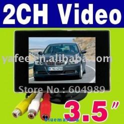 LS-350B - Автомобильный монитор, 3.5