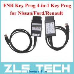 FNR Key Prog - программатор ключей для автомобилей Nissan, Ford, Renault