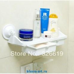 Полка пластиковая для ванной