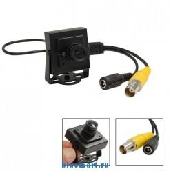 Цветная мини-камера видеонаблюдения (AR-MSP01)