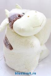 Игрушка-подушка корова