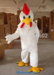 Ростовая кукла белый цыпленок