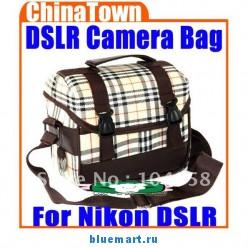 Чехол с ремешком для фотокамеры Nikon DSLR