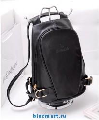 Рюкзак женский кожаный, 3 цвета на  выбор