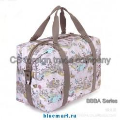 Дорожная сумка BBBA1 с изображениями мультяшных персонажей