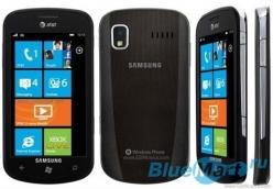 Focus i917 - смартфон, Windows Phone 7, сенсорный экран 4