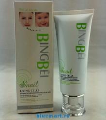 BingBei увлажняющая маска для лица против угрей, 100g
