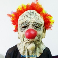 Маска на Хеллоуин, Клоун