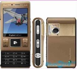 С905 - мобильный телефон-слайдер, сенсорный экран 2,4