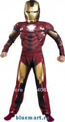 Детский карнавальный костюм железного человека