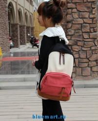 Рюкзак женский многоцветный