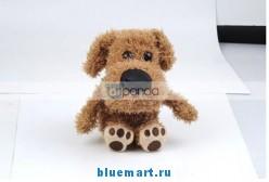 Интерактивная мягкая игрушка говорящая собачка