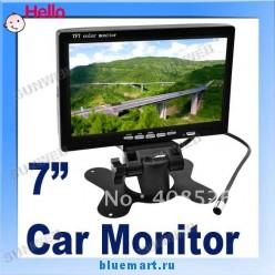 Автомобильный монитор 7