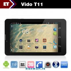 Vido T11 - Планшетный компьютер, Android 4.1, MTK8377 1.2GHz, 7