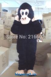 Ростовая кукла черный орангутанг