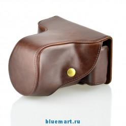 DSTE GX1 - кожаный чехол для камеры Panasonic