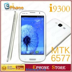 Tianji i9300/S3 - смартфон, Android 4.1.1, MTK6577 (1.2GHz), 4.6