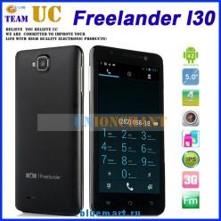 Freelander i30 - смартфон, Android 4.1, MTK6589 Cortex A9 Quad Core 1.2Ghz, 5.0