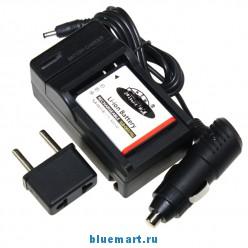 SLB-0837 - аккумулятор + зарядное устройство + автомобильное зарядное устройство для Samsung Digimax i5 i6 i50 L60 NV3 NV7