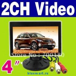 Автомобильный монитор 4