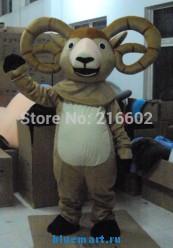 Ростовая кукла коза