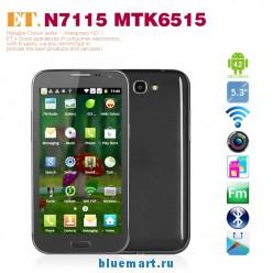 ET N7115 - Смартфон, Android 4.1, MTK6515 1.0GHz, Dual SIM, 5.3