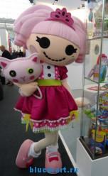 Ростовая кукла Лалалупси