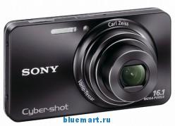 Cyber-Shot DSC-W570 - цифровая камера, 16.1MP, 2.7