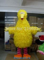 Ростовая кукла Большая Жёлтая Птица