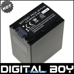 NP-FV100 - аккумулятор Li-ion для Sony DCR-DVD103 XR100 DCR-SR42