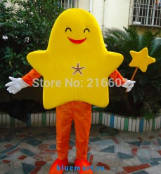Ростовая кукла морская звезда