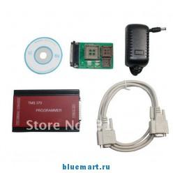 TMS370 - диагностический инструмент для раскодирования автомагнитол/калибровки одометра/считывания Pin-кодов транспондера