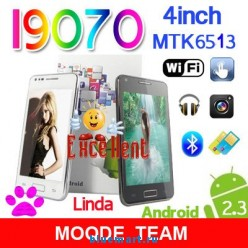 MOQDE i9070 - смартфон, Android 2.3, MTK6513 (650MHz), 4