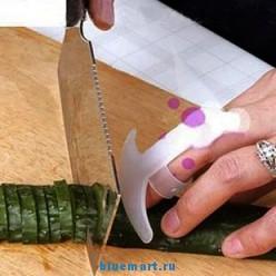 Насадка на палец для безопасной резки