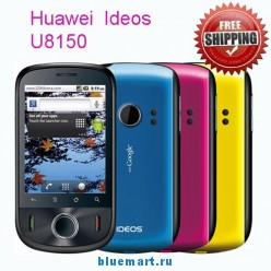 Huawei Ideos U8150 - смартфон, Android 2.3, MSM7225, 528MHz, 2.8