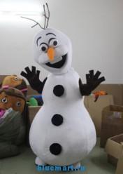 Ростовая кукла снеговик Олаф