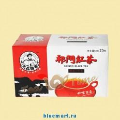 Keemun (Кимун) пакетированный 25шт. - чёрный чай, 50г