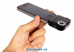 LZ-100A - цифровой мини-проектор, для IPhone 4/3GS, LED, 320x240